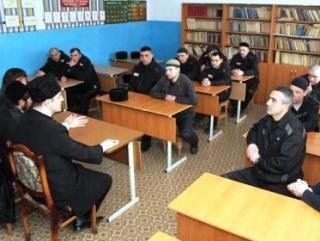 Фагим Шафиев пообщался с заключенными ИК-5
