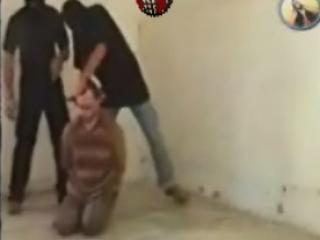 Видеозапись казни россиян была распространена в интернете