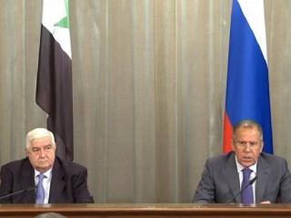 Москва недовольна медлительностью Дамаска