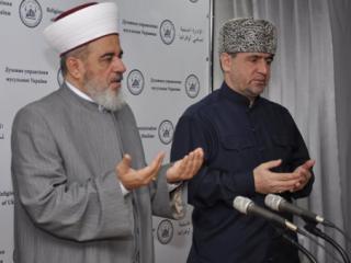 Руководство муфтията Чечни заключило соглашение о сотрудничестве с Духовным управлением мусульман Украины