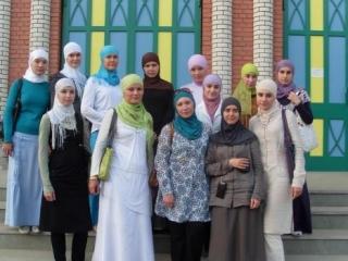 Всероссийский союз мусульманок будет вне политики