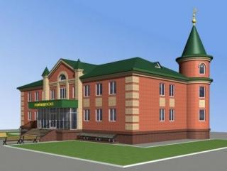 Мусульмане побывали и в роли архитекторов