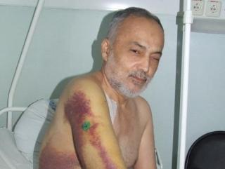 Уроженец Таджикистана Расул Гоибов занимался частным извозом