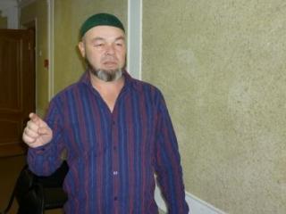 """Равшан Темуров в офисе АКПОО """"Собрание"""""""