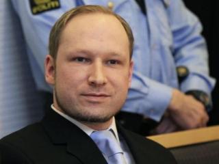 Обвиняющемуся в убийстве 77 человек Брейвику грозит 21 тюрьмы