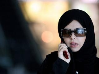 """Саудовские женщины лучше всех подчиняют мужчин. Фото: """"Аль-Арабийя"""""""