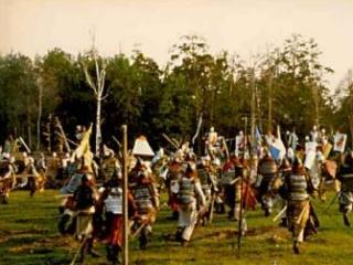 Кадр из фильма Мансурова «Сага древних булгар»
