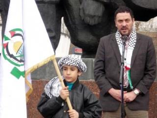 М.Шевченко: Мы не позволим Израилю раздавить палестинский народ