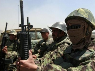 Афганский солдат расстрелял американских коллег