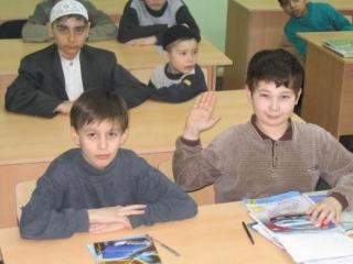 Эстонские школьники готовили блюда мусульманских народов