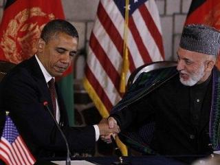США договорились о военном присутствии в Афганистане до 2024 года