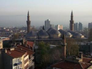 Грозный и турецкий Сивас стали городами-побратимы
