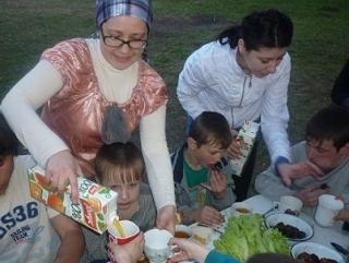 Мусульмане Санкт-Петербурга готовятся к пикнику