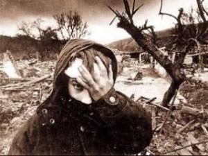 В Чечне проводят поминальные молитвы…