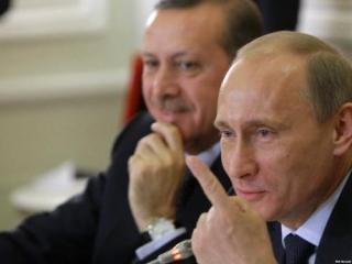 Путин: В отношениях России и Турции нет ни одной проблемы