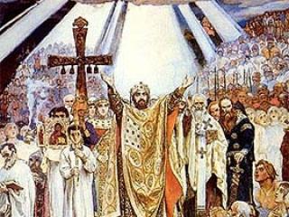 Русь — как сфера интересов Константинополя и Рима