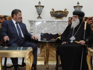 Глава коптской церкви: Мурси устраивает всех египтян