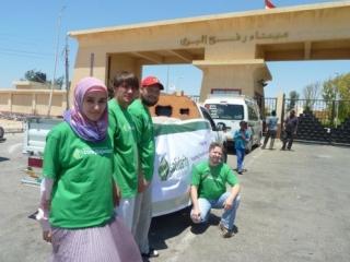Врачи из Татарстана успешно добрались до Газы