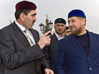Кадыров и Евкуров повздорили из-за боевиков