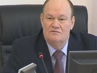 Губернатор Пензенской области В. Бочкарев