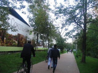 Парк Сокольники станет аналогом лондонского Гайдпарка