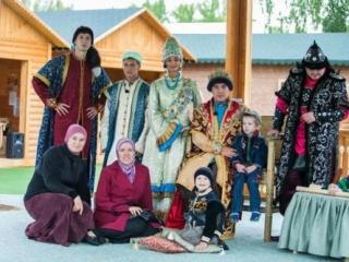 Казанцы окунулись в средневековье