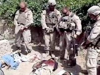 За осквернение тел талибов американцы отделались взысканием