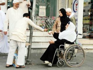 В Турции мечети приспособят для инвалидов