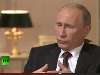 Путин назвал акцию Pussy Riot «шабашем»