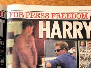 Принц Гарри после сексуального скандала улетел воевать с талибами