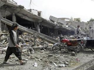 В Кабуле атакована штаб-квартира НАТО