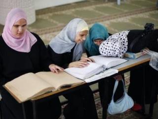 Незрячие увидят свет Корана