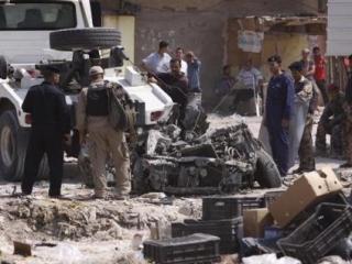 МИД РФ решительно осудил теракты в Ираке
