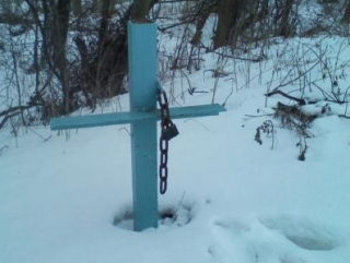 В России будут возводить антивандальные кресты
