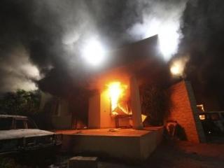 В Ливии атаковано консульство США, есть жертвы