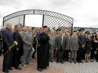 Муфтий открыл памятник Железному Феликсу