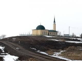 На сопке Кузбасса откроется мечеть шахтеров