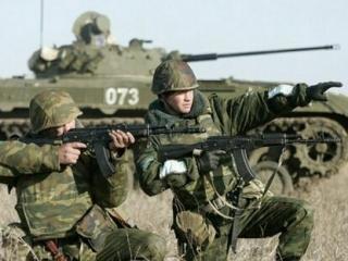 Путин посетит военные учения «Кавказ-2012»