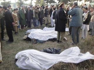США разбомбили группу афганских женщин, собиравших хворост