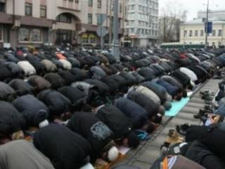 Мусульманские праздники выходят на центральное телевидение