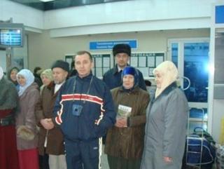 В Башкортостане паломников начали отправлять в хадж