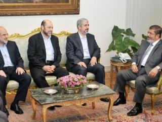 ХАМАС прибыл в Каир обсуждать создание палестинского государства