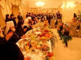 Патриарх всея Руси испытал гастрономический шок в Японии