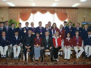 Башкортостан назван ведущим регионом в подготовке паралимпийцев