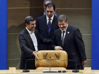 Мурси: Иран – не столько часть проблемы, сколько часть ее решения