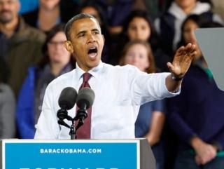 Обама обвинил Ромни в желании развязать войну с Ираном
