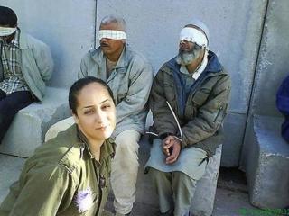 Испугавшуюся израильскую солдатку долго искали в пустыне