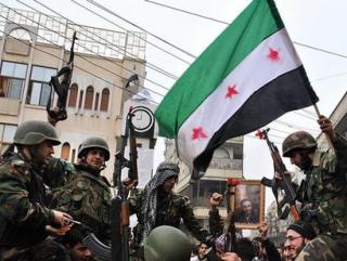 В экономической столице Сирии продолжаются ожесточенные бои