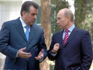 Путин приедет в Душанбе после встречи в Исламабаде