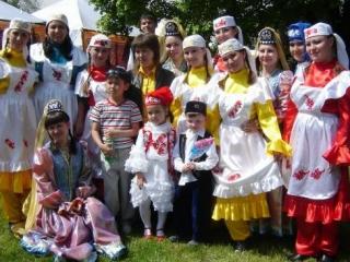 В Новосибирске проходит фестиваль татарской молодежи